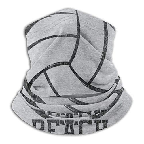 Multifunctional Headwear,Miramar Top Gun Beach Volleyball Meisterschaft Halsschalwickel, Winddichte Halsmanschette Sturmhauben Zum Laufen Klettern,26x30cm