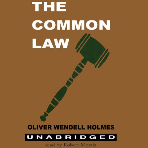 The Common Law audiobook cover art