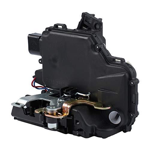 AUTOUTLET Türschloss Vorne Links für VW Seat Skoda Passat 3B 3BG mit Zentralverriegelung Fahrertür 3B1837015A