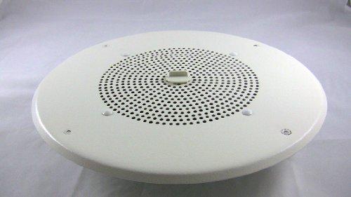 Valcom 1 Watt 1 Way 8' Ceiling Speaker (V-1020C)