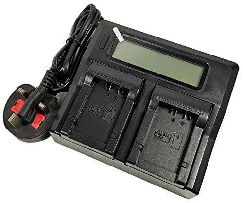 Cargador de batería para Panasonic DMW-BMB9 DMW-BMB9e DMW-BMB9PP Lumix DMC-FZ100 DMC-FZ150 DMC-FZ100 FZ100K FZ150GK FZ40GK FZ40GK FZ40K FZ45 FZ47 FZ48 FZ72