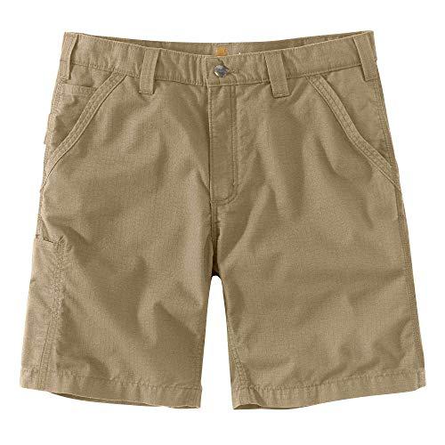 Carhartt . Force Broxton Utility Herren-Shorts, Dunkles Khaki, W34, 104196.DKH.S534
