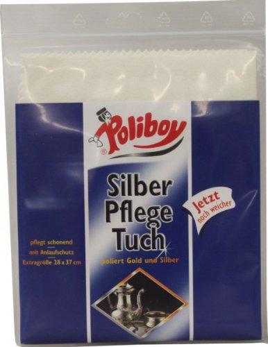 Poliboy Silberpflege Tuch 28 x 37cm