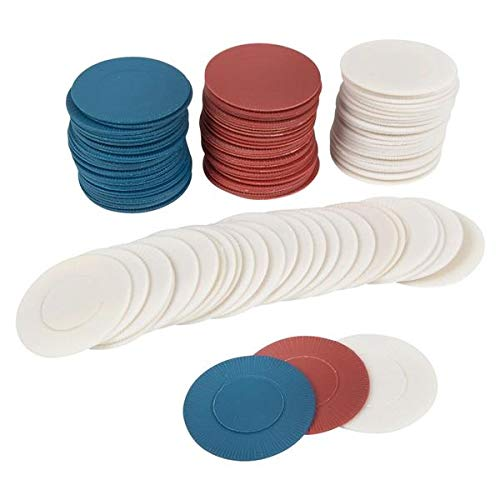 Rhode Island Novelty, Poker Chips (100 Pieces)