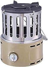 H.yina Pequeño Calentador de Gas/Gas licuado Estufa de calefacción portátil para Interiores y Exteriores Calentadores de Temperatura Ajustables para automóviles multifunción