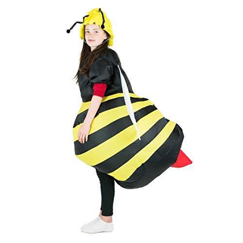 Bodysocks Kids Inflatable Bee Fancy Dress Costume