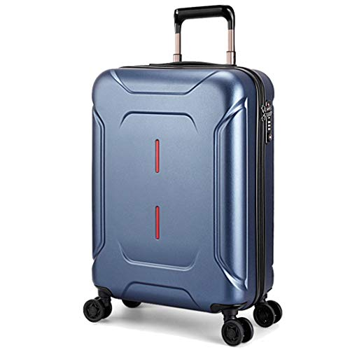 LLRDIAN Hand Carry-on Suitcase Luggage Bag Luggage Suitcase Hand Luggage Hard Shell Luggage Lightweight Hand Luggage Suitcase (Color : B, Size : 44×24×67cm)