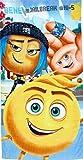 The Emoji Movie Toalla de playa de 70 x 140 cm.