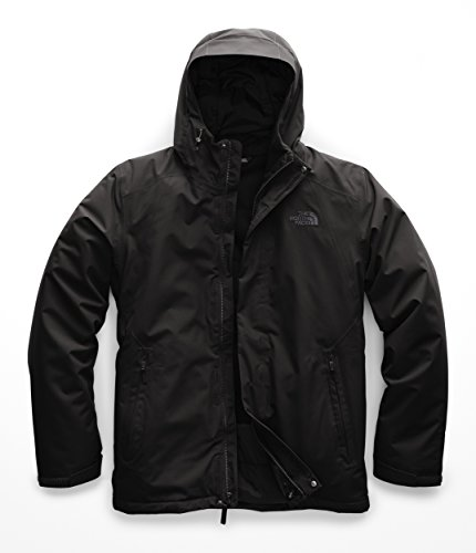 The North Face Men's Inlux Insulated Jacket, TNF Black, Large