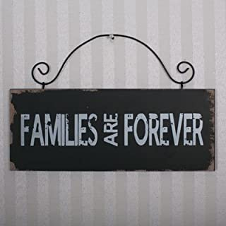 families are forever sign