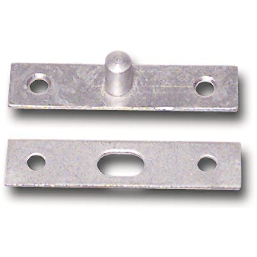 Oberlicht-Steckzapfen ø 8 mm, Stahl verzinkt   Fensterverschluss Zubehör