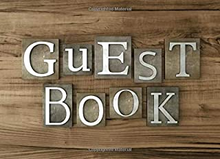 Best guest books for homes Reviews