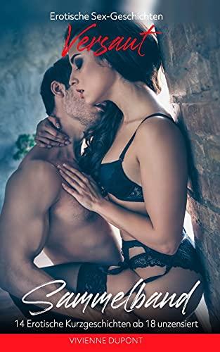 Erotische Sex-Geschichten Sammelband: Versaut: 14 Erotische Kurzgeschichten ab 18 unzensiert