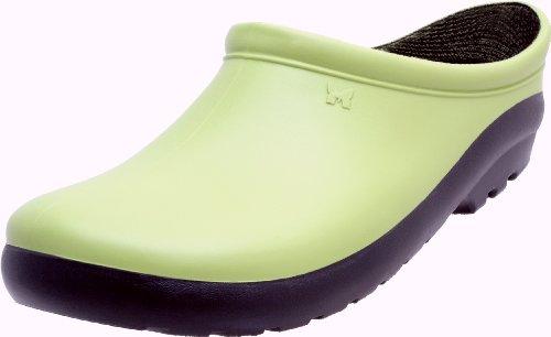 Sloggers Women's Premium Garden Clog, Kiwi Green, Size 9, Style 260KW09