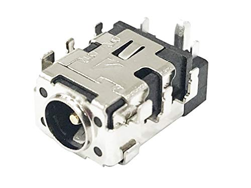 HT-ImEx Conector de alimentación hembra para ASUS VivoBook X540UB-GQ490T, X540UV-DM216T, X540YA-XO107D, X556UQ-DM1269T