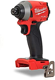 """Milwaukee M18FID2-0 18V Li-Ion Brushless Fuel 1/4"""" Impact Driver Body Only Without Case"""