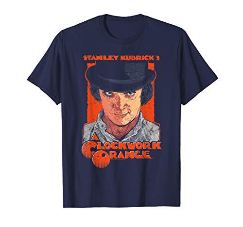 A Clockwork Orange Sinister Stare T Shirt