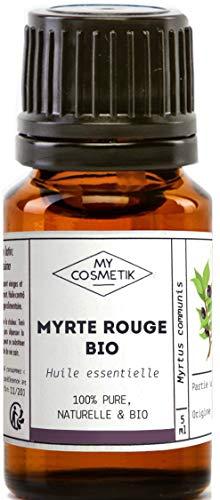 Aceite esencial de Mirto orgánico - MyCosmetik - 10 ml