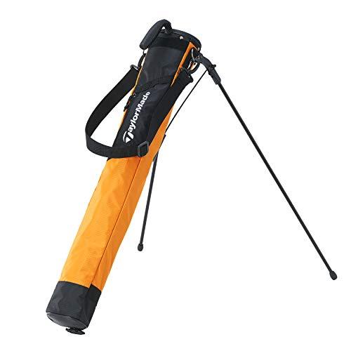 テーラーメイド(TAYLOR MADE) スリムスタンドクラブケース オレンジ/ブラック メンズ 21SS V95676
