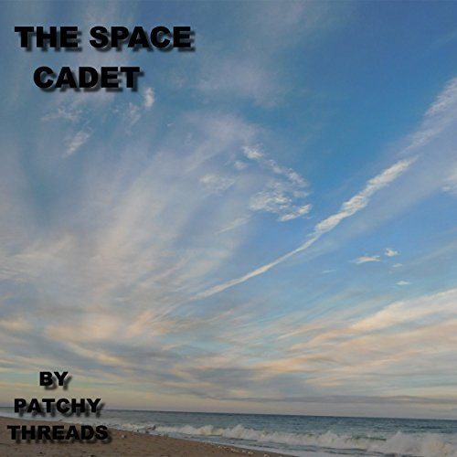 The Space Cadet audiobook cover art