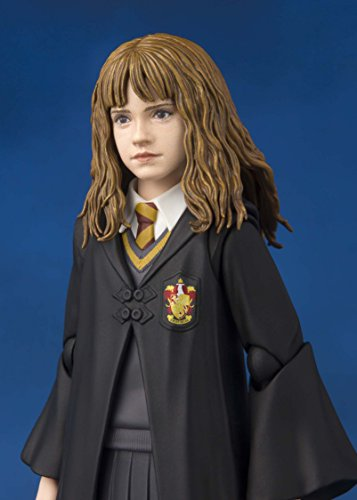 Bandai- Hermione Granger Harry Potter and The Phi, Multicolor (TAMASHII Nations BAS55134) 6