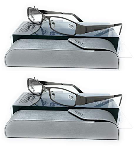 2-pack leesbril / leesbril / leesbril / vermoeidheid / design