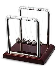 لعبة رقاص كرات التوازن المعدني الفيزيائي الممتعة نيوتن كرادل