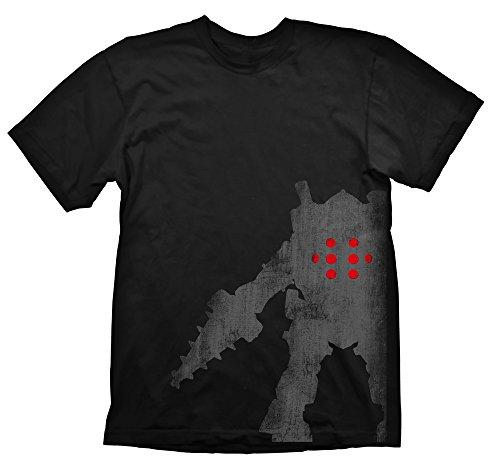 Bioshock T-Shirt Big Daddy, L