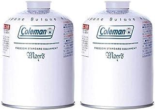 Coleman(コールマン) IL 純正LPガス燃料 2個セット〔Tタイプ〕 470g (2000031626) インディゴ