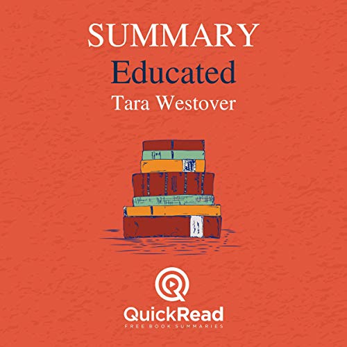 Couverture de Summary: Educated by Tara Westover
