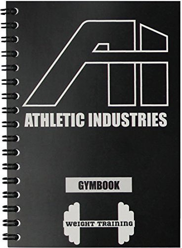 ATHLETIC INDUSTRIES Trainingstagebuch/Trainings Logbuch für das Krafttraining