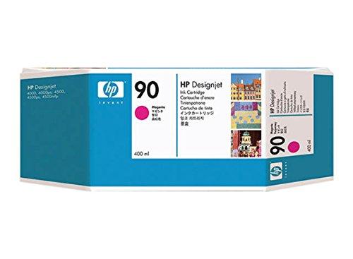 HP - Hewlett Packard DesignJet 4520 (90 / C 5063 A) - original - Tintenpatrone magenta - 400ml