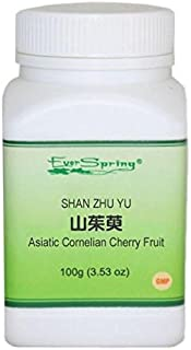 Ever Spring Shan Zhu Yu 5:1 Concentrated Herb Powder/Asiatic Cornelian Cherry Fruit / Y178 (山茱萸)