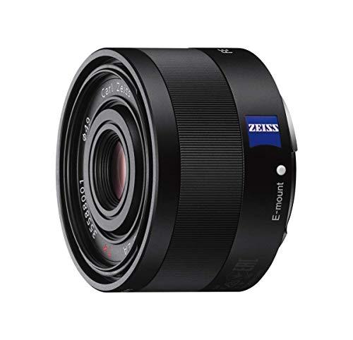 Sony Sonnar T FE 35mm f/2.8 Zeiss | Vollformat, Standard-Objektiv mit Festbrennweite (SEL35F28Z) & ALC-F49S vordere Ersatz-Objektivkappe (für Objektive mit 49-mm-Frontfiltergewinde)