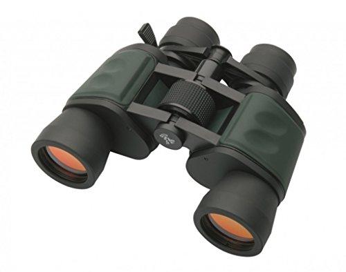 Outletdelocio. Prismáticos Binocular con Zoom Gran Potencia. Gamo 7-21x40. Acabado Goma y Prisma Porro. Funda incluida