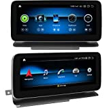 KasAndroid AUTORADIO Android 10.0 valido Mercedes-Benz CLS Class C218 X218 CLS63 CLS250 CLS300 CLS350 (NTG5.0) Octa Core, 4GB RAM, 64GB ROM Carplay / Android Auto GPS WiFi 4G navi Schermo 10,25' HD
