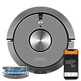ZACO A9sPro Saugroboter mit Wischfunktion, App &...