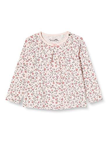 Sanetta Baby-Mädchen Light Peach Kleinkind T-Shirt-Satz, rosa, 074