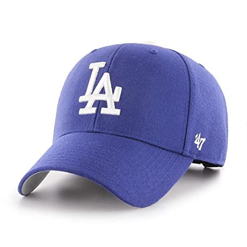 47 Brand Los Angeles Dodgers Adjustable Cap MVP MLB Royal - One-Size