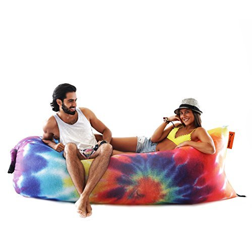 NewNomad Inflatable Lounge Chair, airsofa, Inflatable Lounger,...