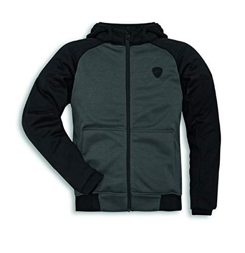 Ducati Centre-Ville C1 Technique Sweat Noir/Gris - M