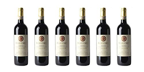 6 bottiglie di Barolo DOCG | Cantina Renato Corino | Annata 2014