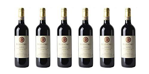 6 bottiglie di Barolo DOCG | Cantina Renato Corino | Annata 2015