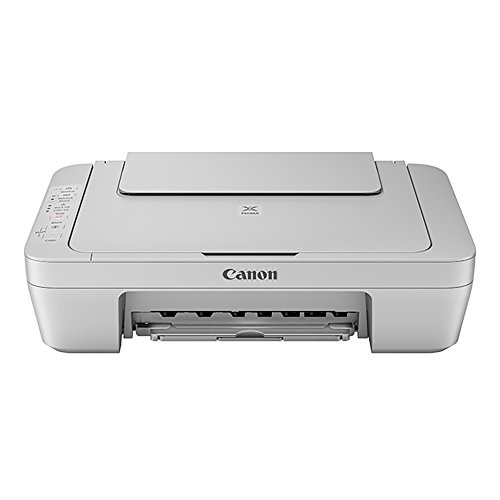 Canon Office Products PIXMA MG3020 White Wireless Color Photo Printer with...