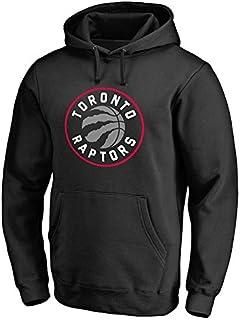 HS-MANWEI Maillot De Basket-Ball dautomne Raptors De Toronto R/étro /À Capuche Sweat De Sport pour Hommes V/êtements De Loisirs,S