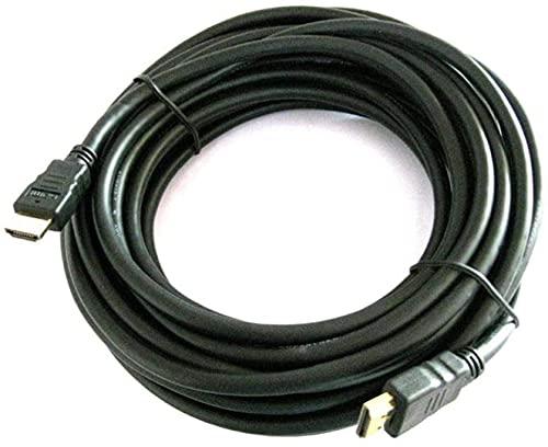 REEKIN HDMI Kabel High Speed 3D mit Ethernet Full HD 10m