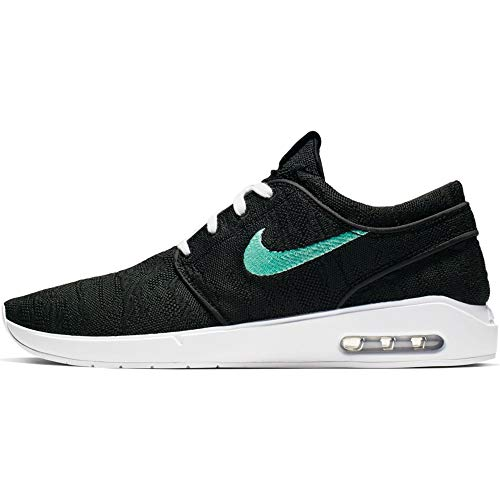 Nike SB Air MAX Janoski 2, Zapatillas de Deporte Unisex Adulto, Multicolor Black Mint Black 2, 42.5 EU