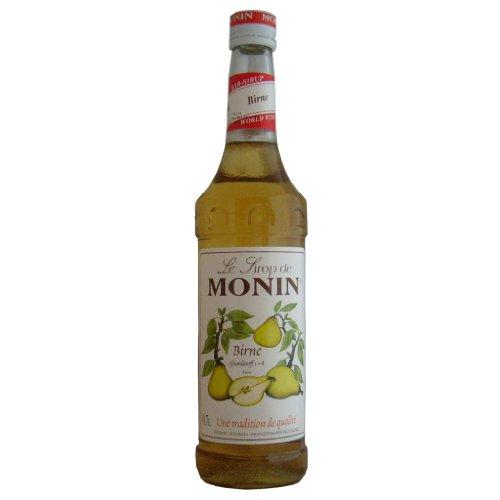 Le Sirop de Monin Birne Sirup 0,7l Flasche