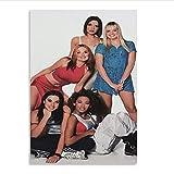 Sexy Spice Girls 90er Jahre Poster Poster Dekorative