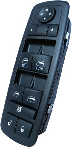 SWITCHDOCTOR Window Master Switch for Chrysler 2012-2016 Town and Country